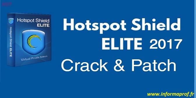 Télécharger Hotspot Shield Elite Crack v7 Avec patch