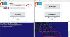 kmauto net lite , activateur windows 10 et office 2016