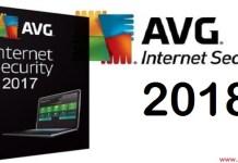 Télécharger AVG Internet Security 2018