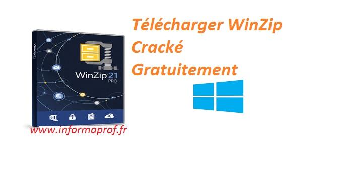 Télécharger WinZip Crack 22 0 Avec La Clé d'Activation