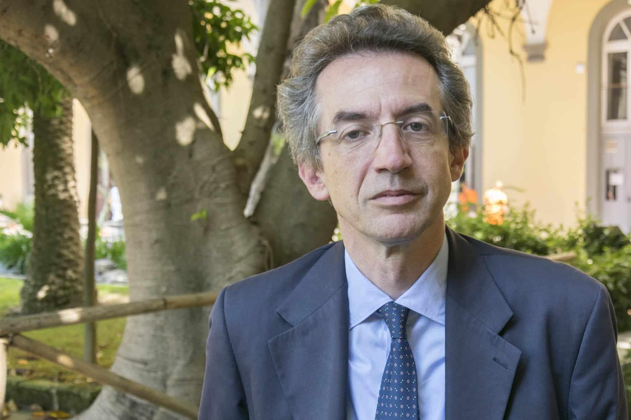 Gaetano Manfredi (Foto di Gabriele Arenare)