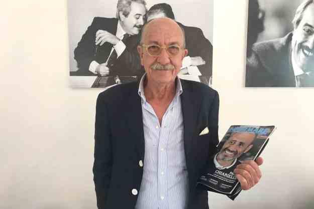 Giuseppe Ayala ex magistrato