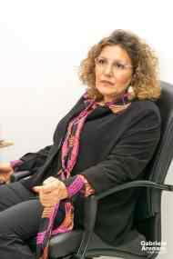 Maria Assunta Gianquinto della Silk&Beyond - Photo credit Gabriele Arenare