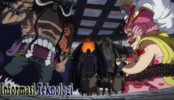 Luffy vs kaido super big ver. Anime One Piece Episode 953 Subtitle Indonesia