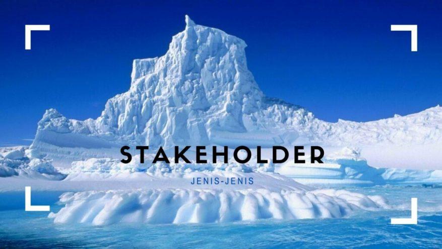 Stakeholder-jenis