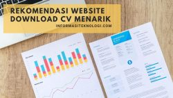 7 Rekomendasi Website Download CV Menarik