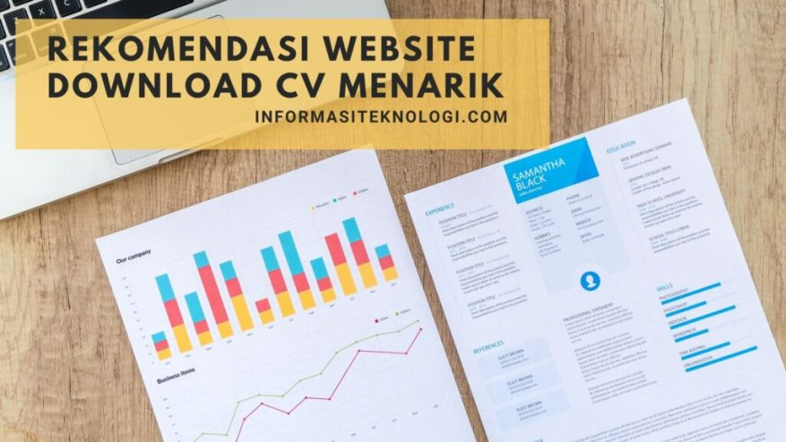 Rekomendasi-Website-Download-Curriculum-Vitae-CV