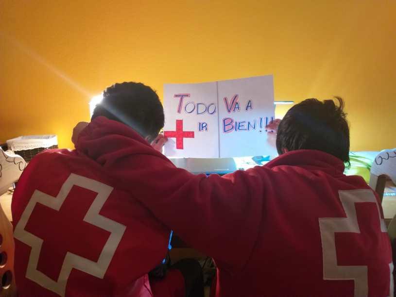 Fotografía de la Cruz Roja
