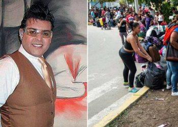 Andrés Hurtado asegura que expulsará a los venezolanos ilegales si lo eligen presidente