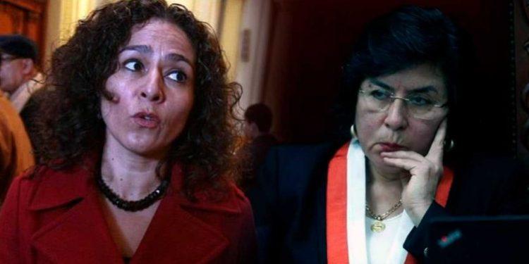 Cecilia Chacón pide que magistrada Ledesma presente pruebas de su denuncia