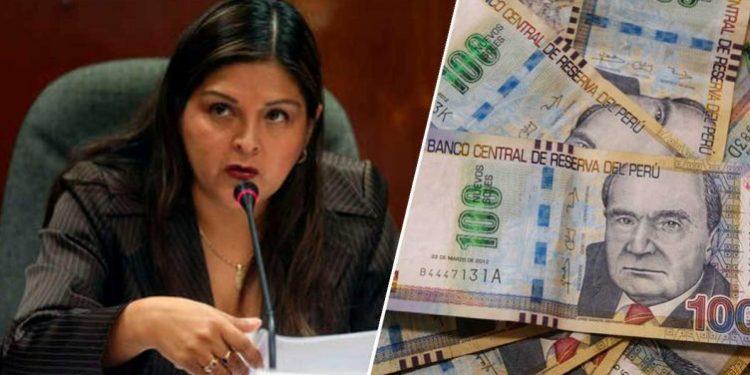 Hermana de Karina Beteta contrató con el Estado por más de 50 mil soles