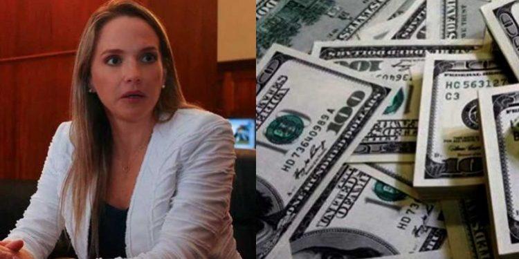Hermana de congresista Luciana León contrató con el Estado por 144 mil soles