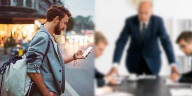 Hombre es despedido de su empleo por agendar a su jefe como hdp