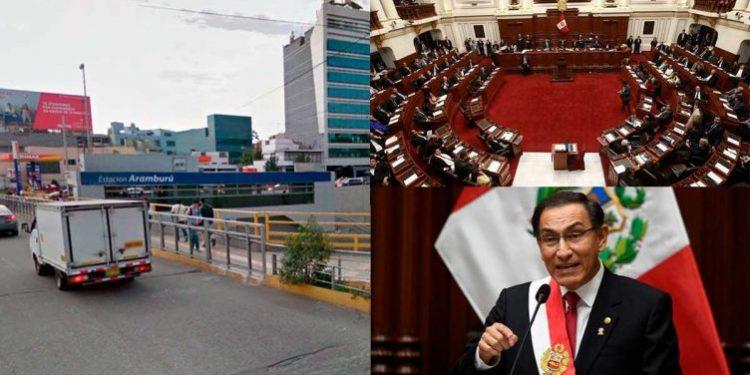 Hombre intentó quitarse la vida en puente de San Isidro por culpa de la corrupción