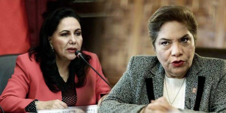 Luz Salgado compartió un comunicado falso de Gloria Montenegro, denunció la propia ministra