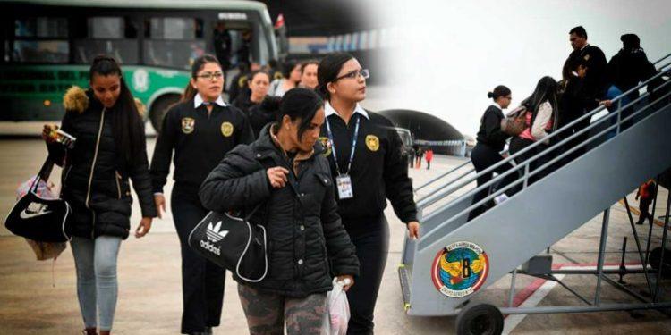 Ministerio del Interior expulsará a 50 venezolanos más con antecedentes penales
