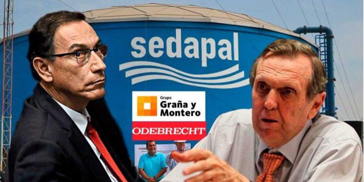 Norma del Gobierno permite que socia de Odebrecht, Graña y Montero, adquiera Sedapal