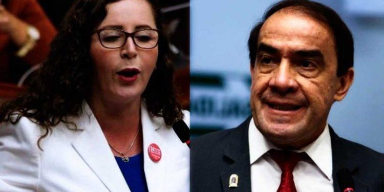 Rosa Bartra y Yohny Lescano protagonizaron un fuerte altercado