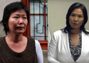 """Sachie Fujimori: """"Lo único que espero de Keiko es que salga de la política"""""""