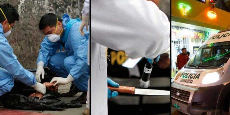 Víctimas habrían estado con vida cuando los descuartizaron, según necropsia