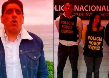 Carlos Álvarez fue censurado por Facebook por emitir mensajes contra la delincuencia en el país