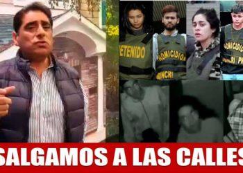 Carlos Álvarez invita a movilización nacional contra la delincuencia venezolana