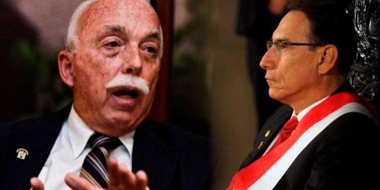 El congresista aseguró que llora por el Perú porque no hay un presidente estadista con visión de futuro