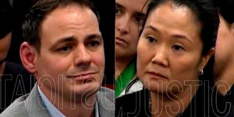 """Mark Vito: """"No les importa que Keiko nunca haya tocado ni un sol del pueblo peruano"""""""
