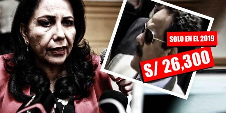 Hermano de ministra Montenegro cobró S/ 26,300 como asesor pese a que ley lo impide