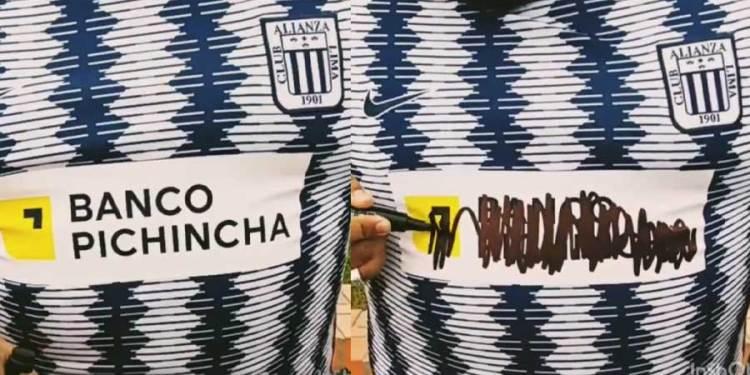 Aliancistas lanzan campaña contra Banco Pichincha por burlarse de la blanquiazul