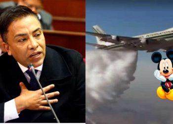El congresista Roberto Vieira aclaró su situación tras intentar abordar un vuelo a Miami.