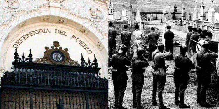 Defensoría del Pueblo rechazó  que Perú se retire del Pacto de San José para fusilar corruptos