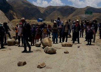Fotografía: El Reportero Chumbivilcas Cusco