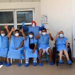 Hasta el momento  156 altas hospitalarias de pacientes Covid-19 en el  Teófila Dávila