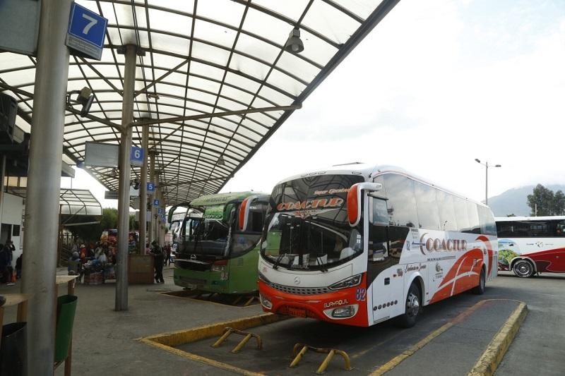3 de junio se habilita el servicio de transporte interparroquial e intercantonal