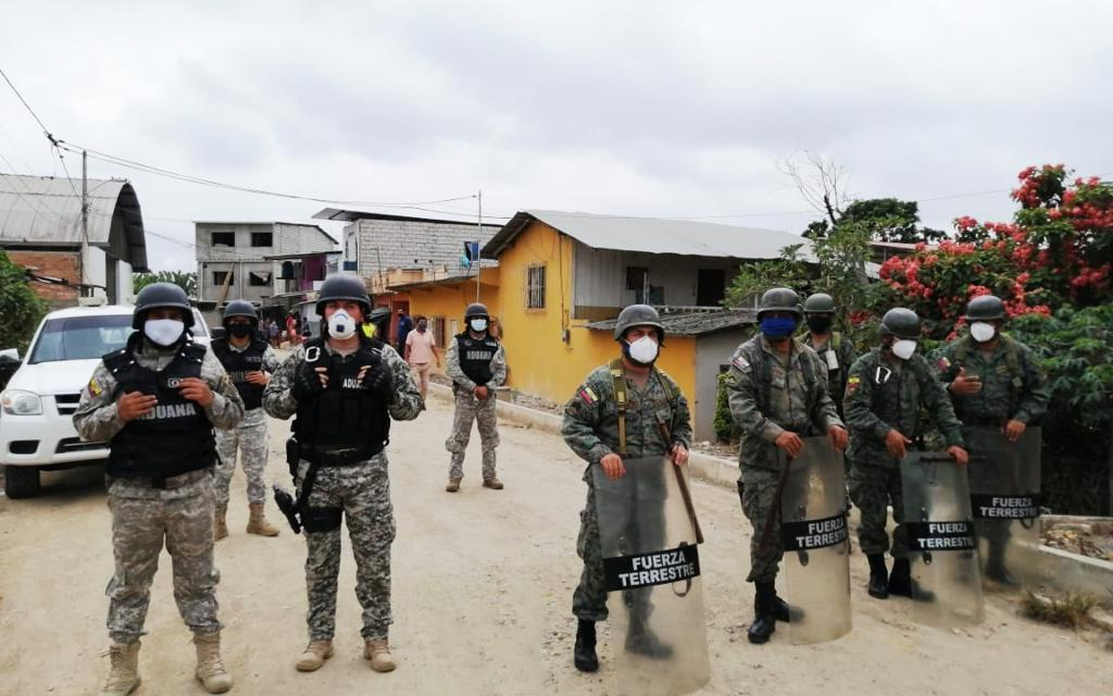 Golpe contra el contrabando de cebollas en la provincia de El Oro