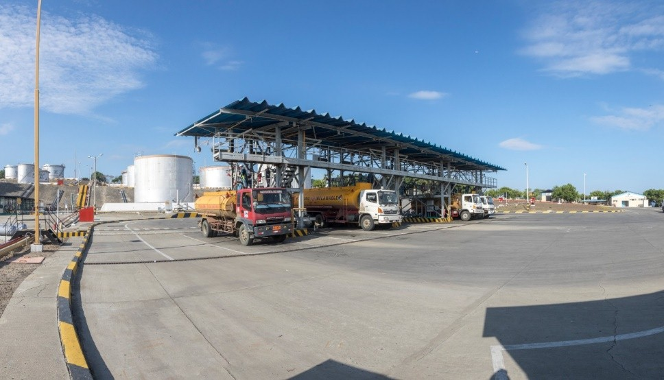 EP Petroecuador inició el despacho de gasolina Súper para Manabí