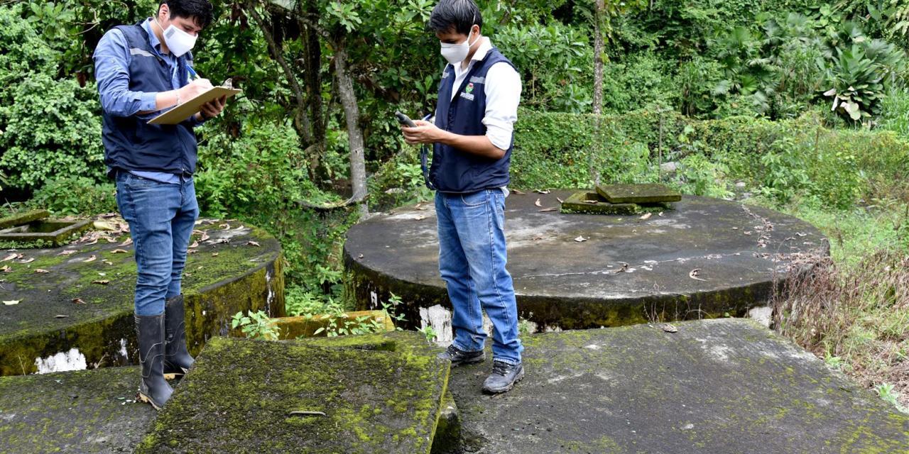 Se realizó inspección a sistema de aguas residuales de La Villegas y Monterrey