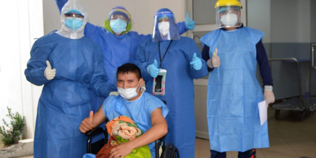 Hospital Teófilo Dávila suma 180 altas hospitalarias de pacientes Covid-19