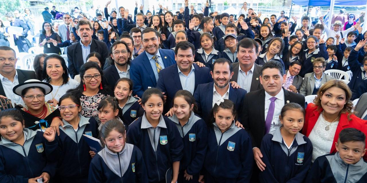 Propuestas del MIES forman parte del informe para debate en la Asamblea del Proyecto de Código Orgánico para la Protección Integral De Niñas, Niños Y Adolescentes