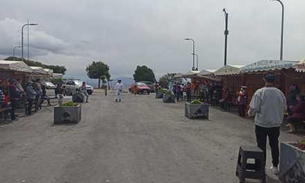 ConQuito capacitó a comerciantes de El Panecillo en medidas de higiene