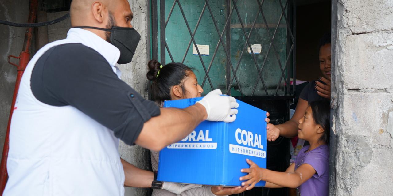En Quito, MIES asiste a familia en situación de vulnerabilidad