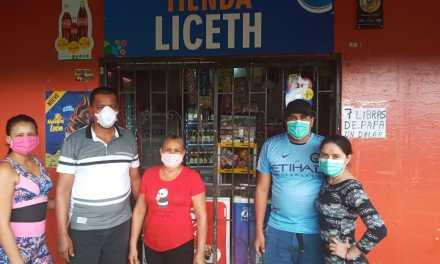 Re-emprende Tenderos impulsa la reactivación de negocios en Manabí y Esmeraldas