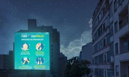 VisualFarm democratiza las calles de San Pablo con video mapping