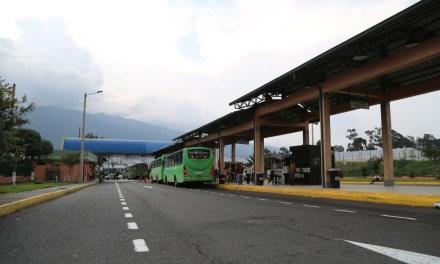 Terminales interparroquiales e intercantonales de Quito listas para el cambio de semáforo