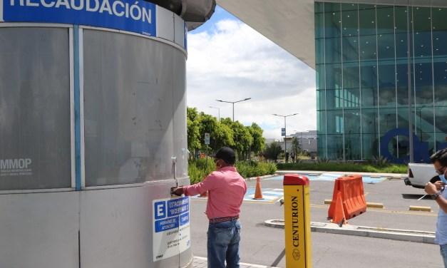 Cerca de 4.000 carros han usado los estacionamientos municipales desde su reapertura
