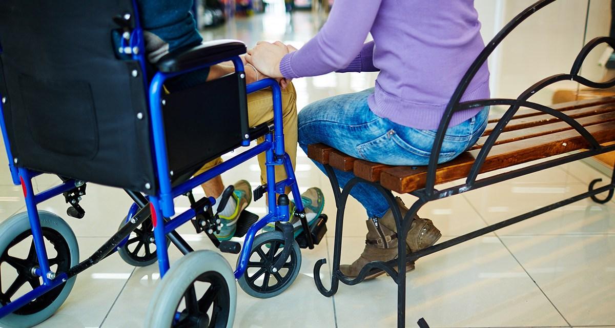 El largo periplo para obtener un carné de discapacitado