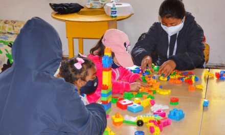 Ambato implementa centro de alojamiento temporal, en medio de la pandemia