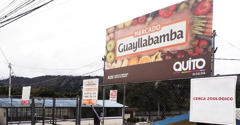 Este fin de semana se reabre la feria en Guayllabamba