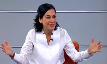 María Alejandra Muñoz hace un llamado al comportamiento ético